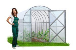 Polükarbonaadist kasvuhoone ost